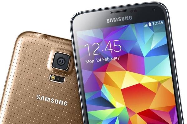 Galaxy S5 Or