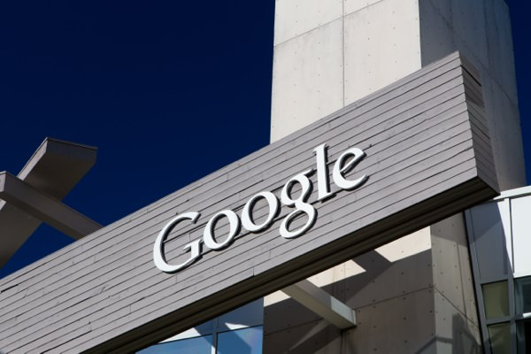 Google Logo Batiment