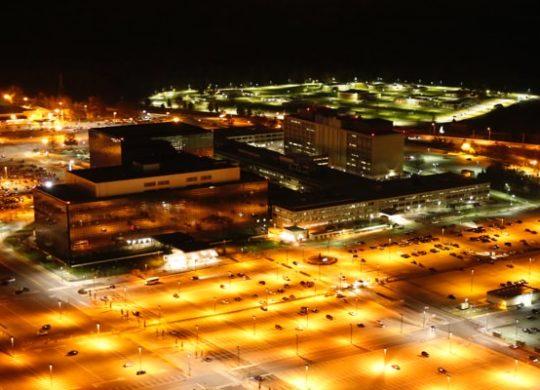 NSA Quartier General