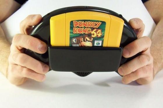 Nintendo64-Portable