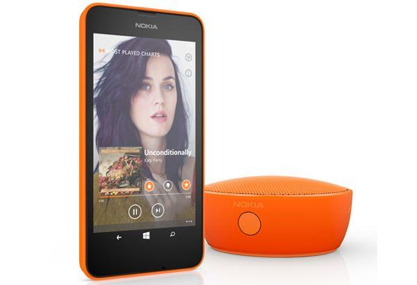 Nokia Haut-Parleur MD-12