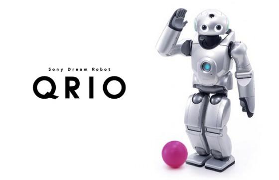 Qrio-Sony