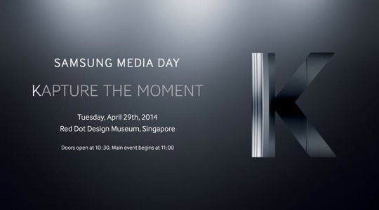 Samsung Kapture the moment Conference