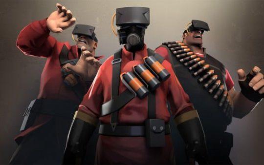 Team Fortress – Oculus Rift