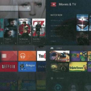 android tv fuite