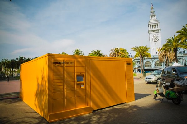 Amazon Coffre Geant San Francisco