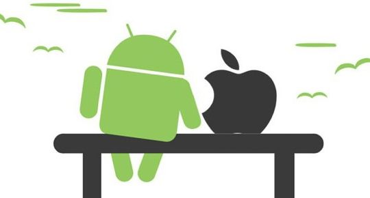 Apple vs Google Android