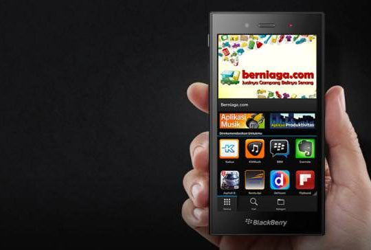 Blackberry-Jakarta