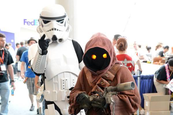 Cosplay Star Wars 600x400