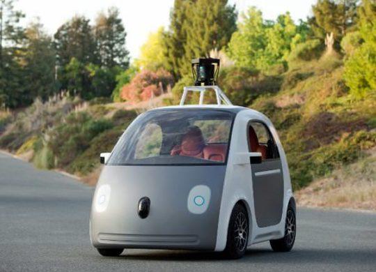 Google google-car