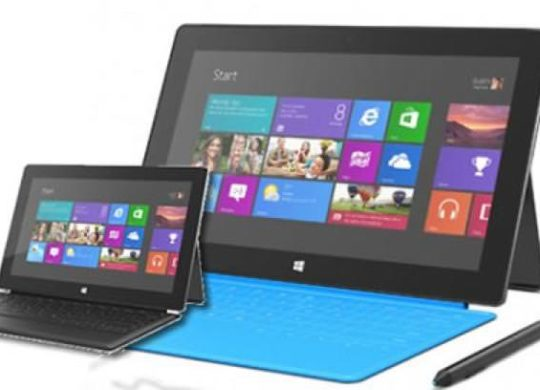 Microsoft-mini-tablet