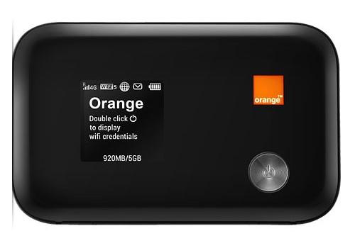 Orange Domino 4G Airbox