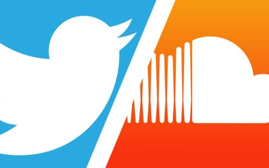 Twitter SoundCloud