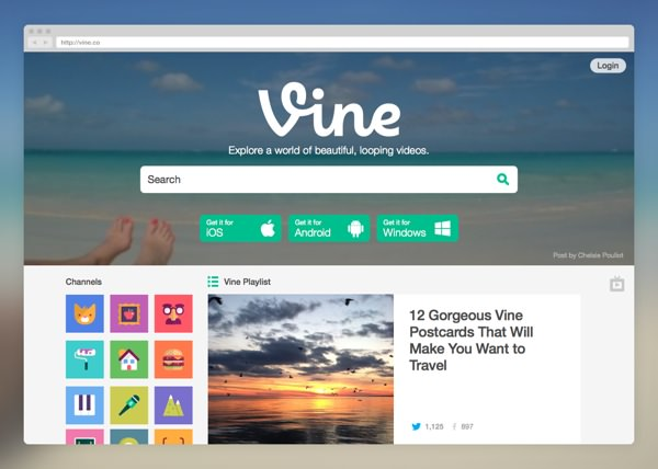 Vine Site Internet Mai 2014