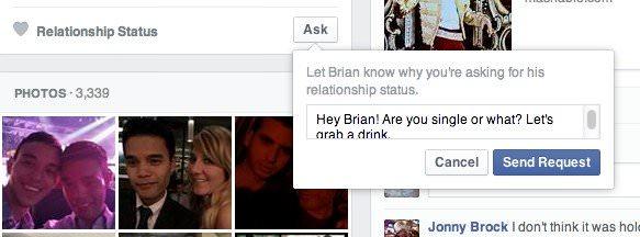 ask facebook