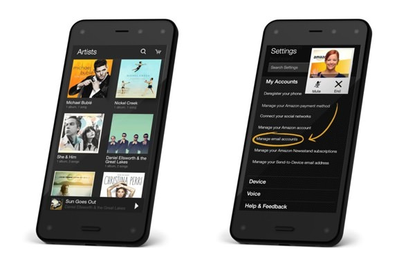 Amazon Fire Phone 2