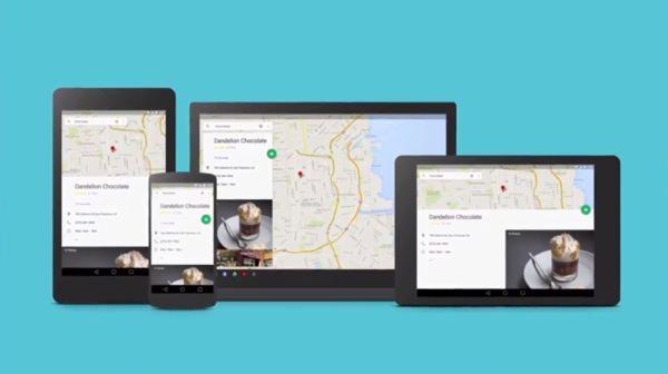 Android L Google IO