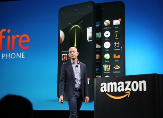 Fire Phone Conference