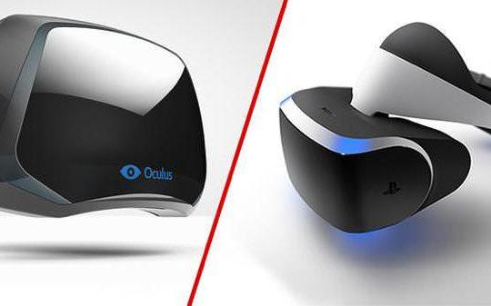 Oculus vs Morpheus