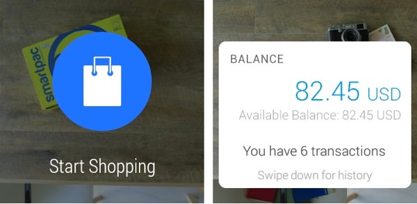 PayPal Android Wear