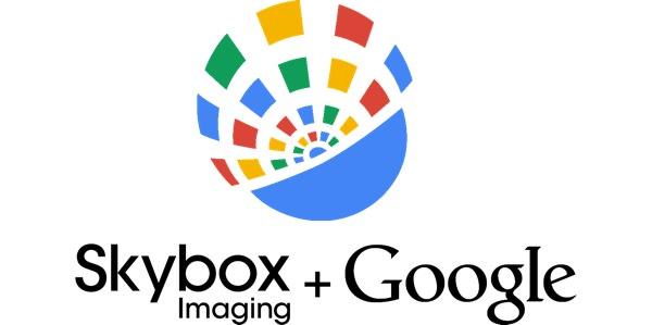 Skybox Google Logo