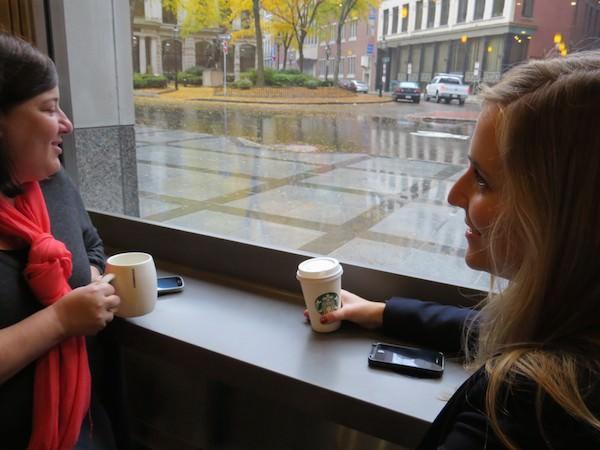 Starbucks Rechargement Sans Fil