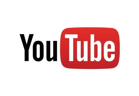 YouTube Logo Plat