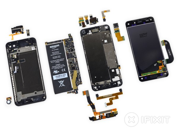 Amazon Fire Phone Demontage iFixit 2