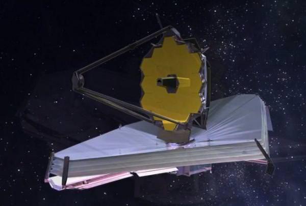 James Webb Telescope 600x405