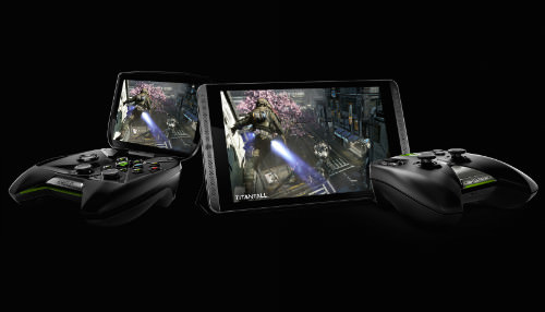 Nvidia Shield Titanfall