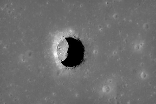 Trou Lune