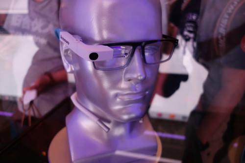 lunettes connectees lenovo