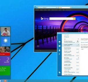 menu demarrer windows 9