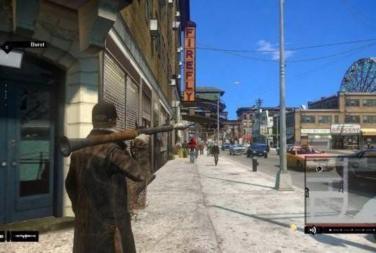 Mod Watch Dogs – GTA IV