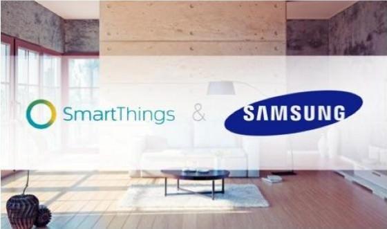 Samsung domotique
