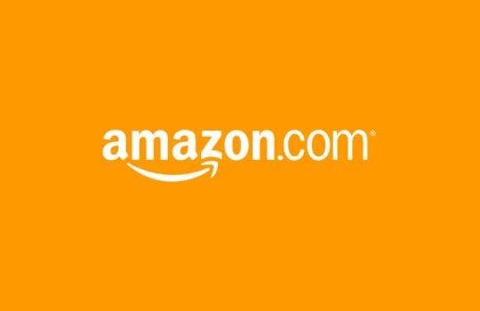 Amazon Logo Orange