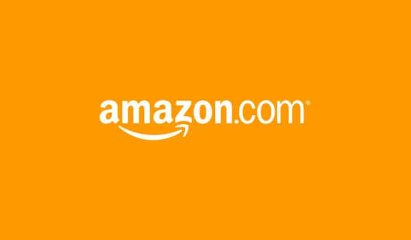 Amazon Logo Orange