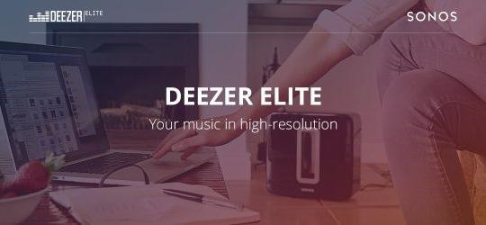 Deezer Elite