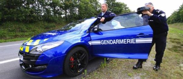 Gendarmerie Radar