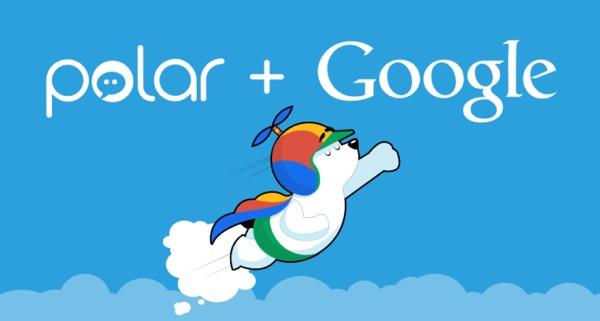 Google Rachete Polar