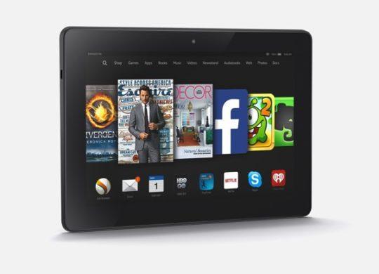 Kindle Fire HDX 8,9 Pouces