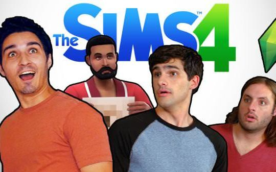 Sims 4 in real life