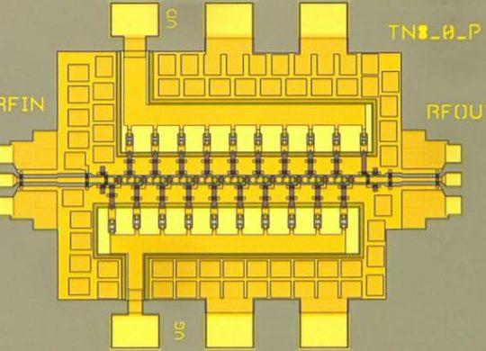 Darpa puce 1 Terahertz