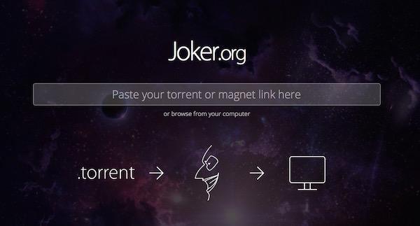 Joker.org Torrent