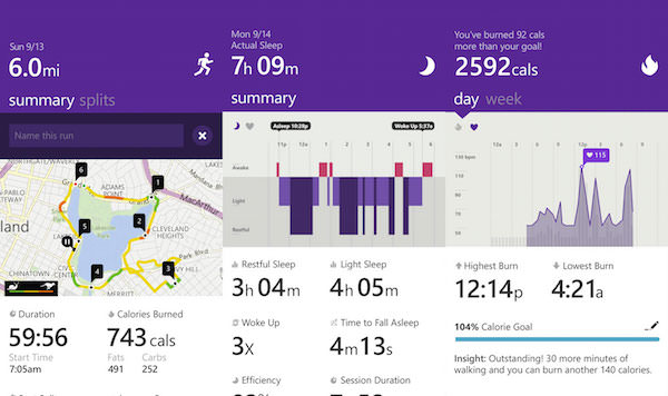 Microsoft Health Application Android