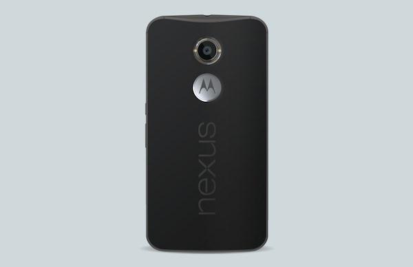 Nexus 6 Rendu Fuite