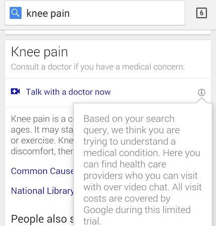 Resultats Recherches Google Telemedecine