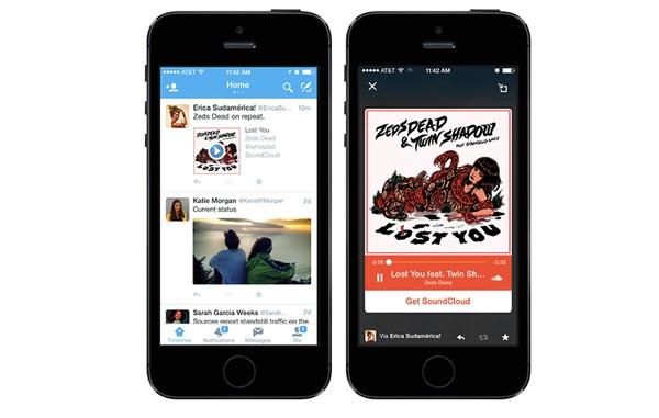 Twitter Audio Cars iPhone