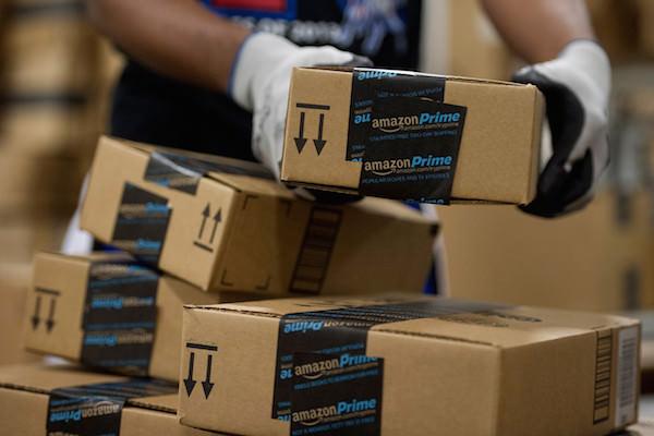 Amazon Carton
