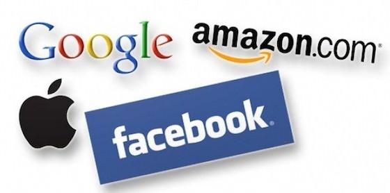 Apple Amazon Google Facebook GAFA